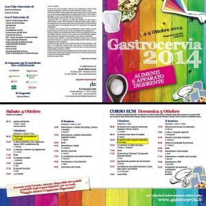 Congresso ECM Gastrocervia-2014 - Alimenti e apparato digerente