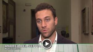 """Intervista Andrea Del Seppia - Conferenza """"Cibo, corpo, mente"""""""