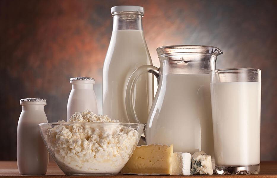 Intolleranza a latte e latticini