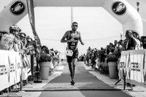 Triathlon olimpionico, Cesenatico 2015