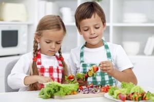 Nutrizionista Andrea Del Seppia - La nutrizione pediatrica. Alimentazione e bambini