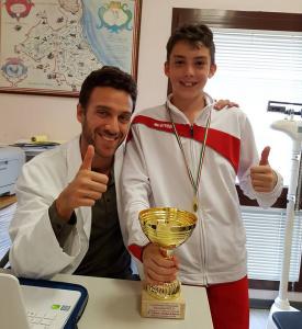 Nutrizione per bambini e giovani sportivi: Gabriele Tisselli