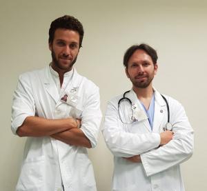 Nutrizionista Andrea Del Seppia e Calogero Amella Medico Chirurgo, Specialista in Gastroenterologia ed Endoscopia Digestiva