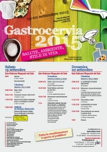 Congresso ECM Gastrocervia-2015 - Salute, ambiente, stile di vita