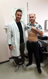 Obesità dopo: Andrea a 71,5 Kg. con il Dott. Del Seppia