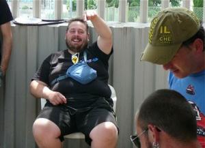 Inizio percorso dietetico obesità: 145 Kg.